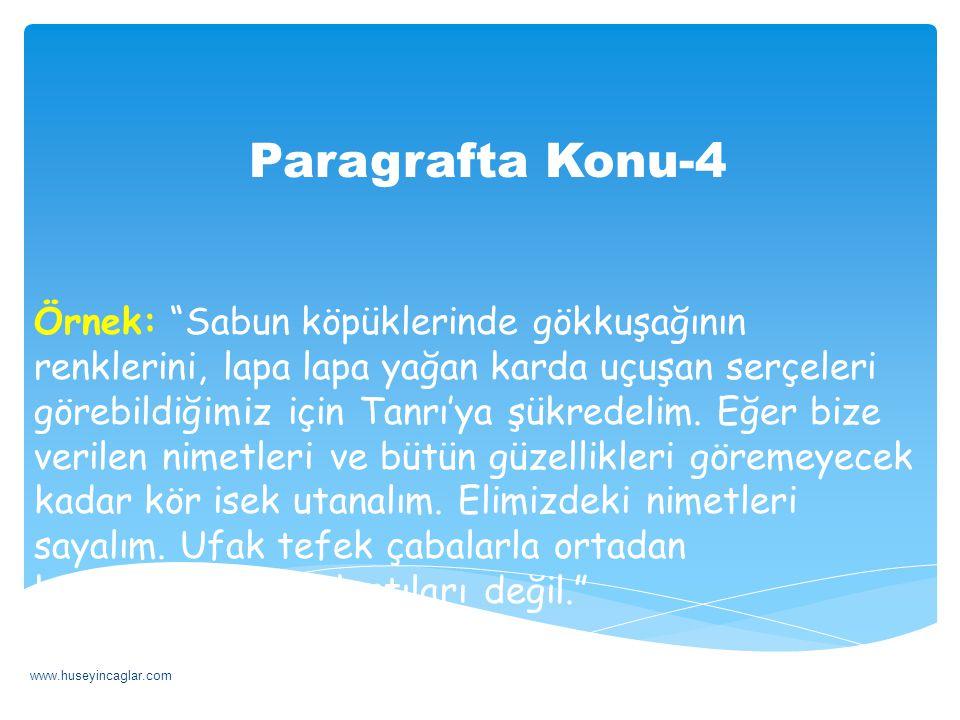 Paragrafta Konu-4