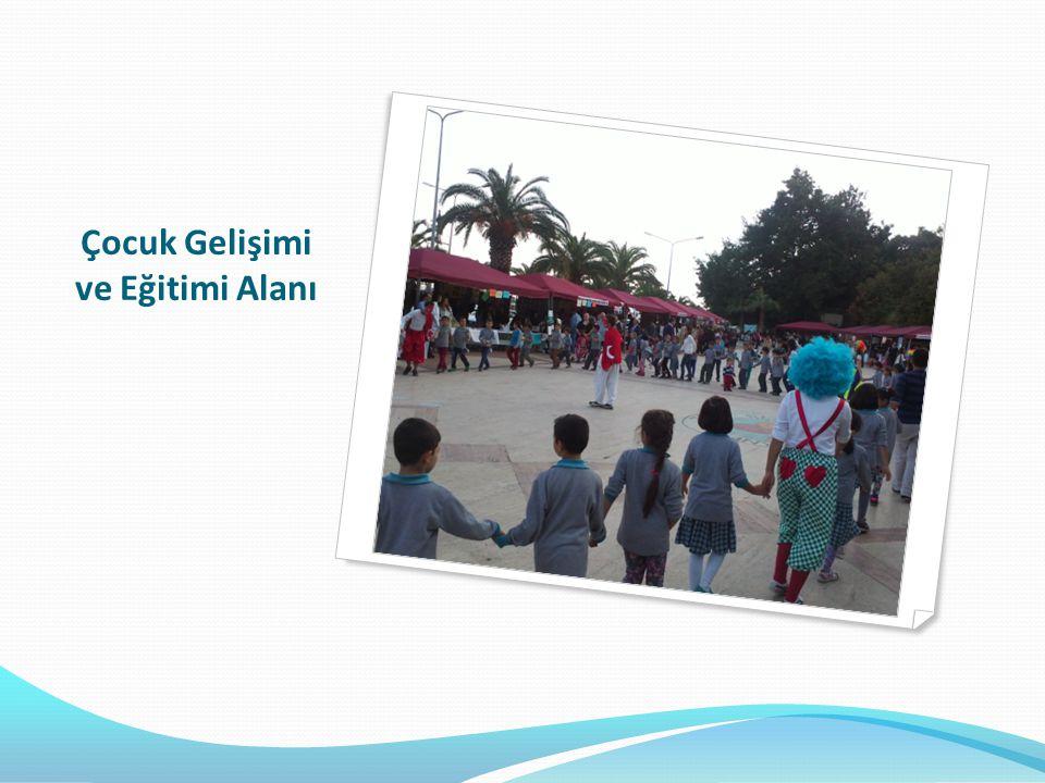 Çocuk Gelişimi ve Eğitimi Alanı