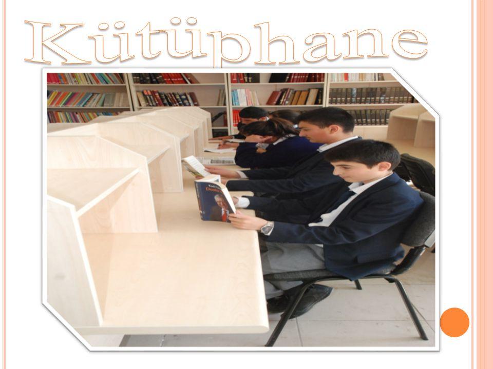 Kütüphane