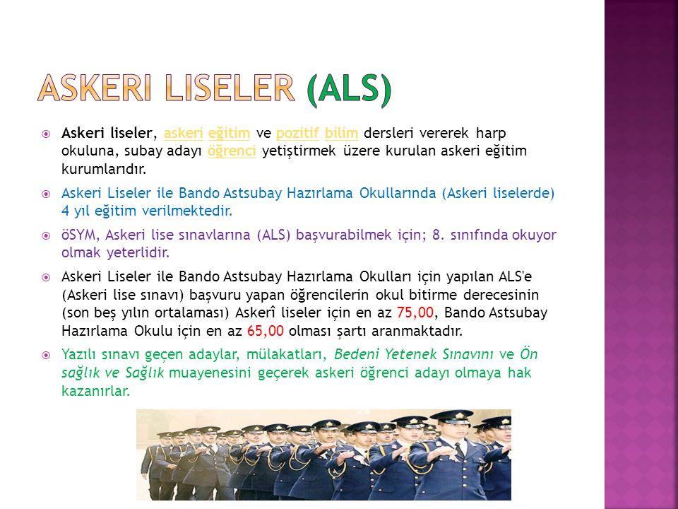 Askeri liseler (als)