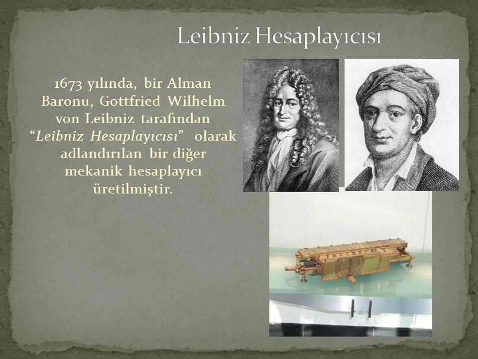 Leibniz Hesaplayıcısı