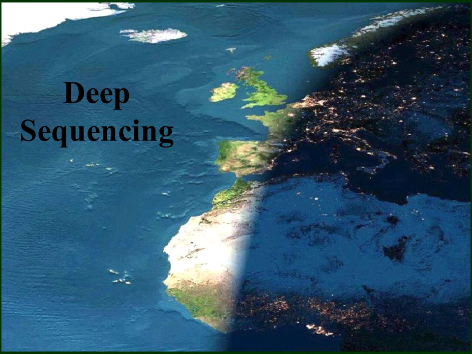 Deep Sequencing