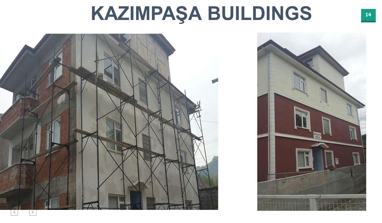 KAZIMPAŞA BUILDINGS