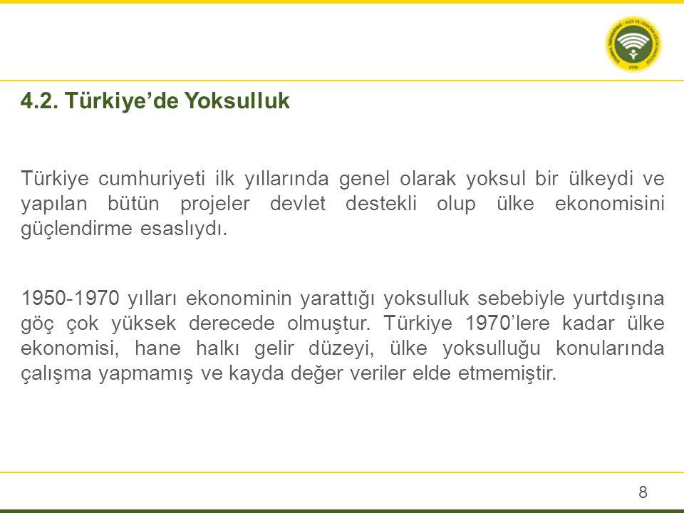 1970'lerden sonra batıdaki hareketlilik Türkiye' de de etkisini göstermiş ve ülkede bu konuda incelemeler söz konusu olmaya başlamıştır. Batı ekonomilerinin 1970 ler sonrası yaşadığı dönüşüm sürecine 1980 lerde daha güçlü ve etkili bir başka dalga eklendi. Neo- liberal ekonomi politikaları, küreselleşme ve soğuk savaş sonrasının yeni koşulları ile dünyanın siyasal ve ekonomik yapısı farklı bir görünüm kazandı, emek ve sermayenin serbest dolaşım ülkelerin dünya ekonomisi ile bütünleşmelerini hızlandırmıştır.