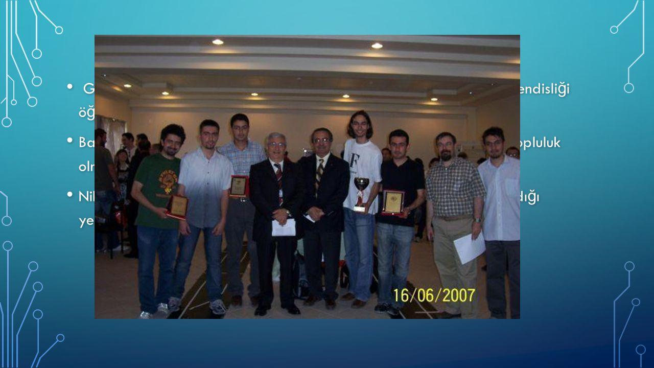 Gayri resmi olarak 2004 yılında Hacettepe Elektrik Elektronik Mühendisliği öğrencileri tarafından kurulmuştur.