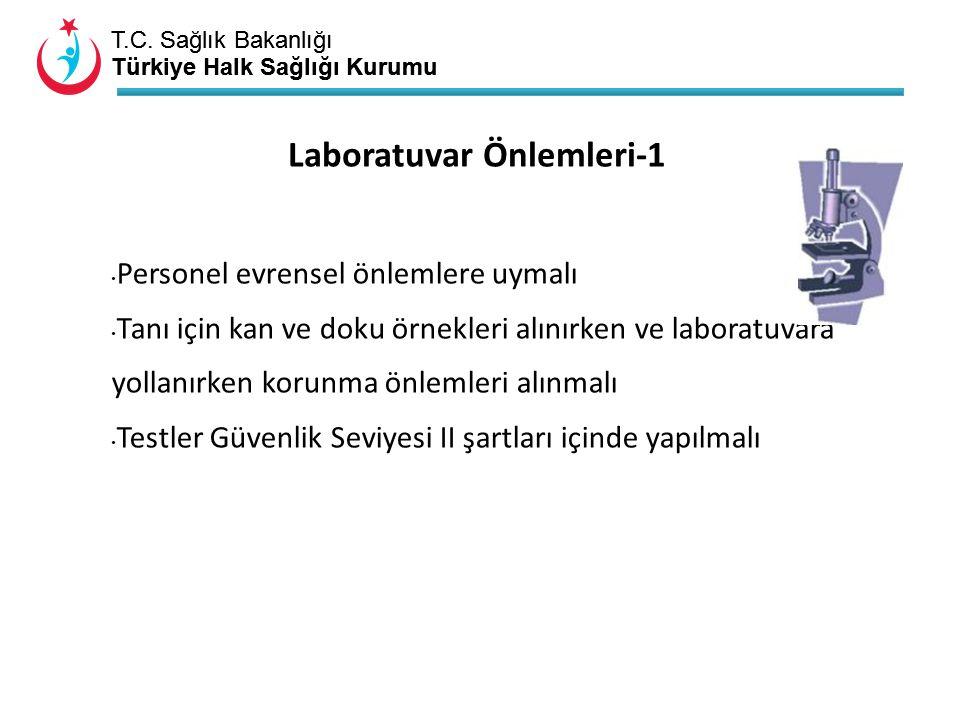 Laboratuvar Önlemleri-1