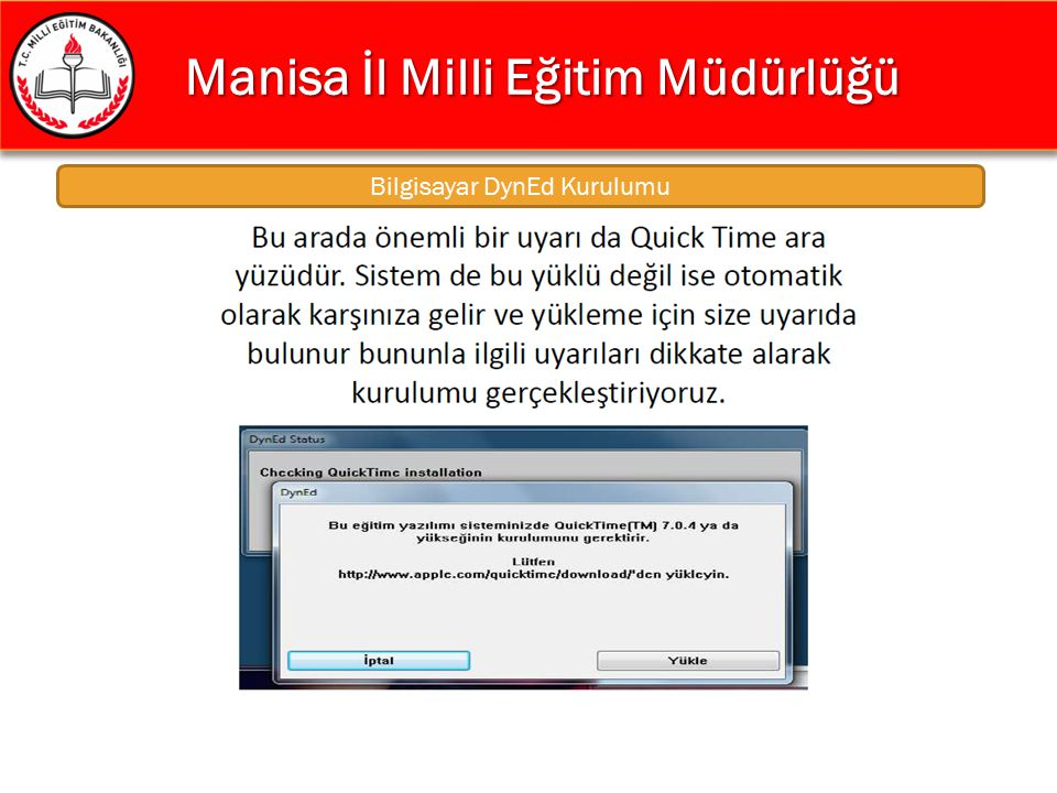 Manisa İl Milli Eğitim Müdürlüğü
