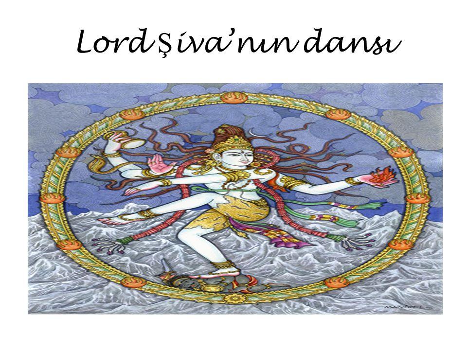 Lord Şiva'nın dansı