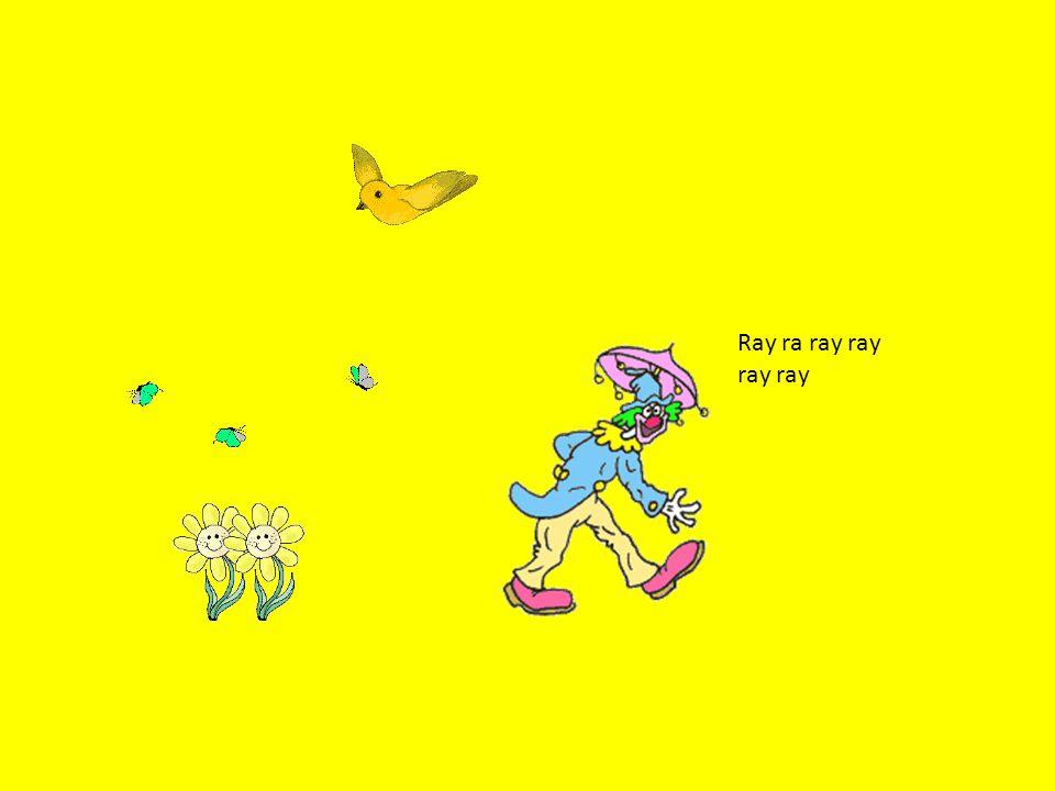 Ray ra ray ray ray ray