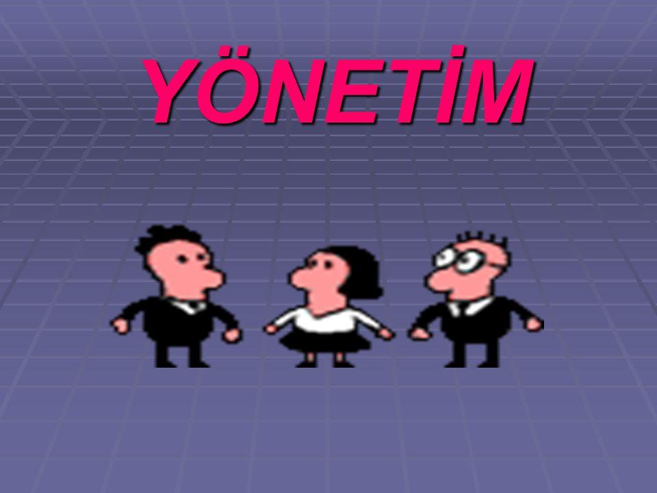 YÖNETİM