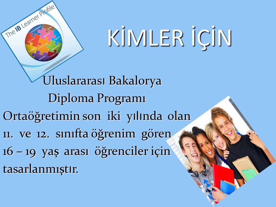 Uluslararası Bakalorya