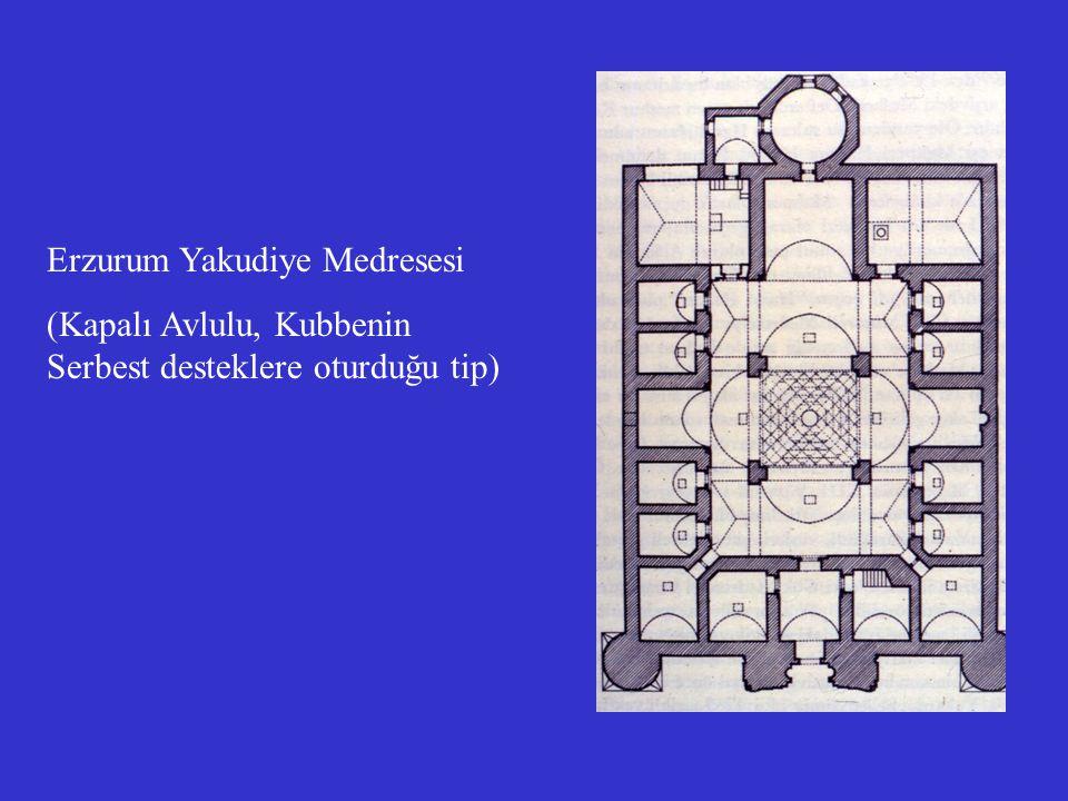 Erzurum Yakudiye Medresesi