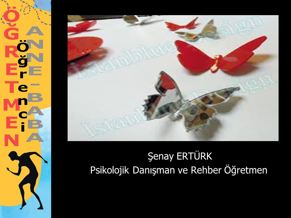 Şenay ERTÜRK Psikolojik Danışman ve Rehber Öğretmen