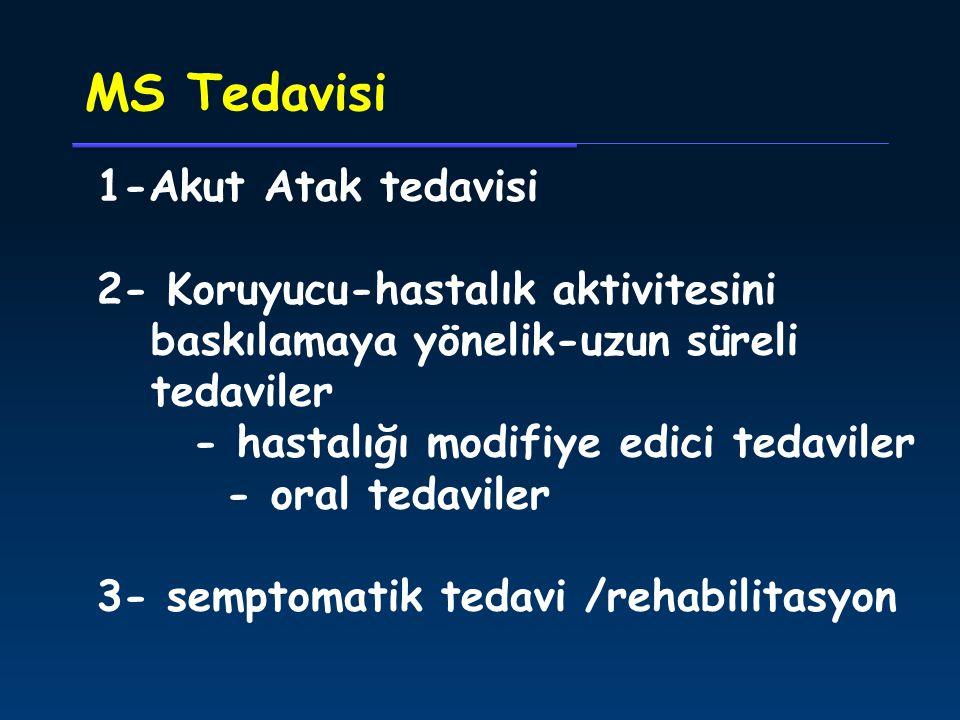 MS Tedavisi