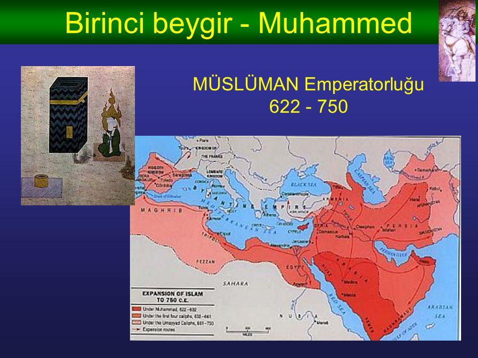 Birinci beygir - Muhammed