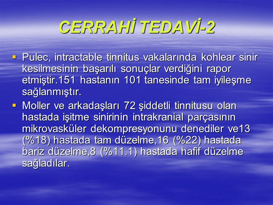 CERRAHİ TEDAVİ-2