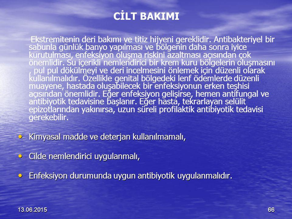 CİLT BAKIMI