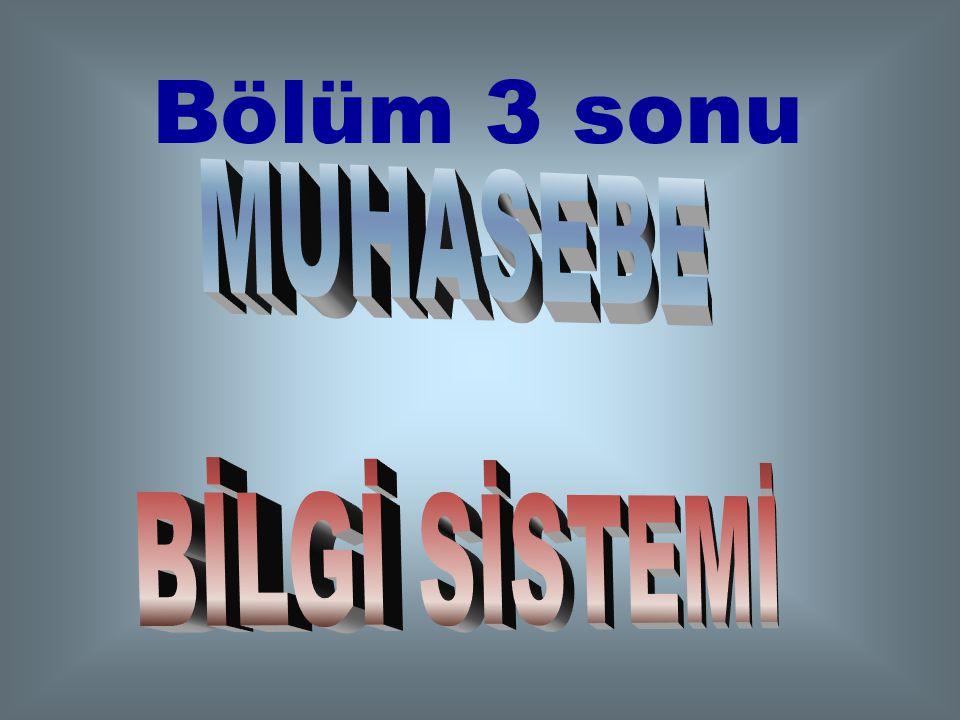 FİNANSAL MUHASEBE, DR MURAT ERDOĞAN