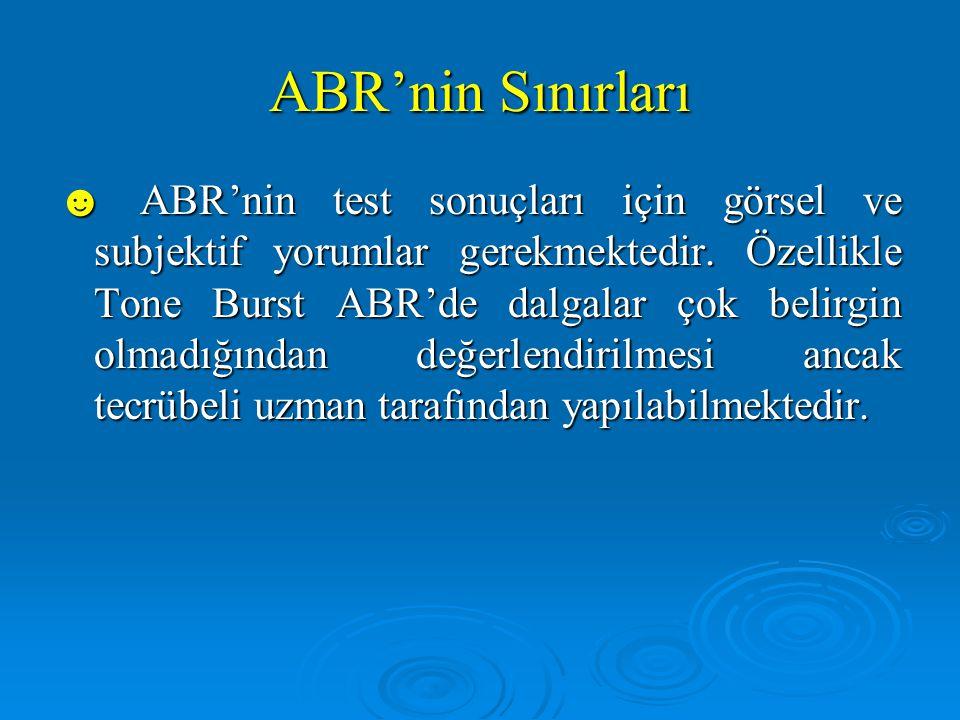 ABR'nin Sınırları