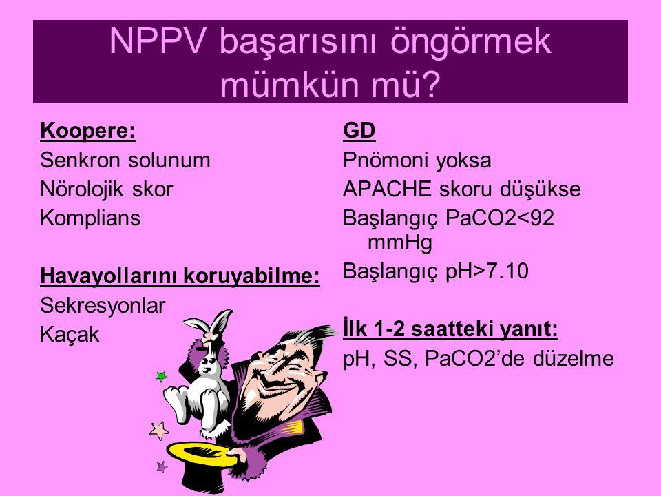 NPPV başarısını öngörmek mümkün mü