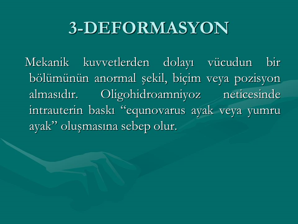 3-DEFORMASYON