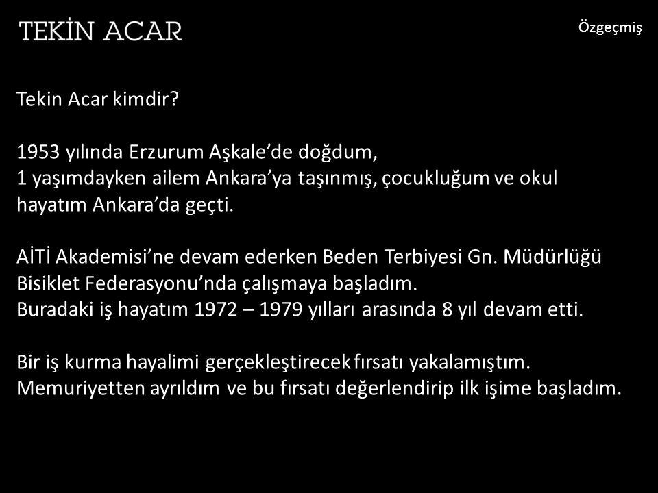 1953 yılında Erzurum Aşkale'de doğdum,