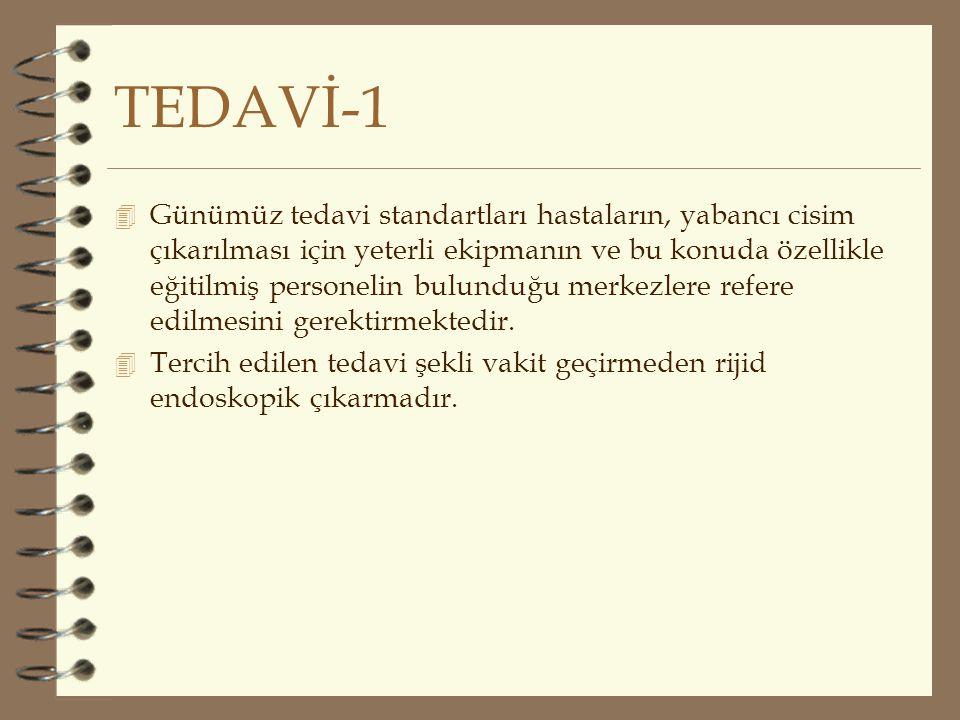 TEDAVİ-1