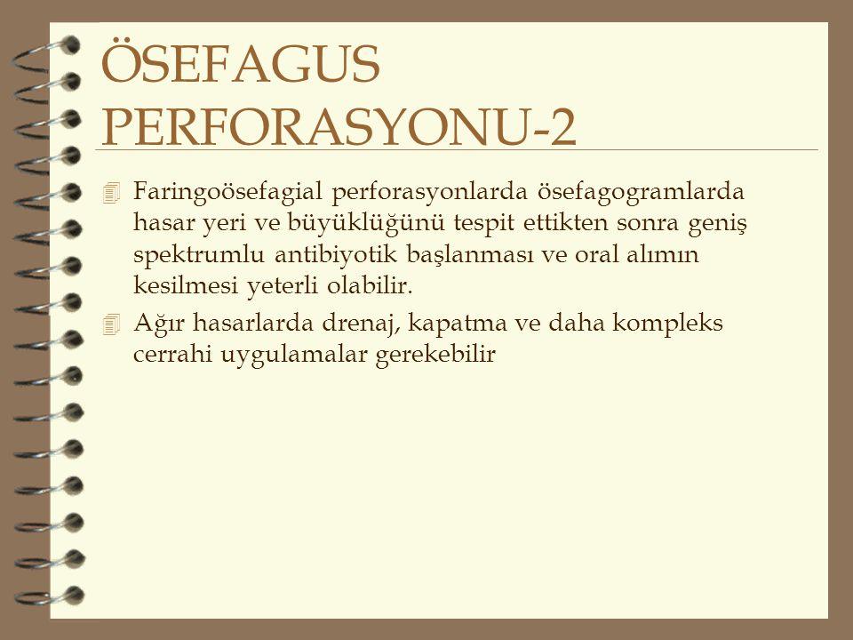 ÖSEFAGUS PERFORASYONU-2