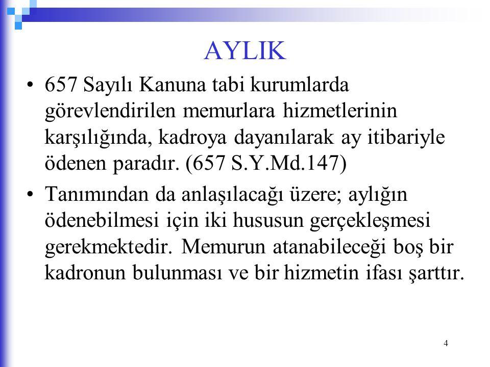 AYLIK