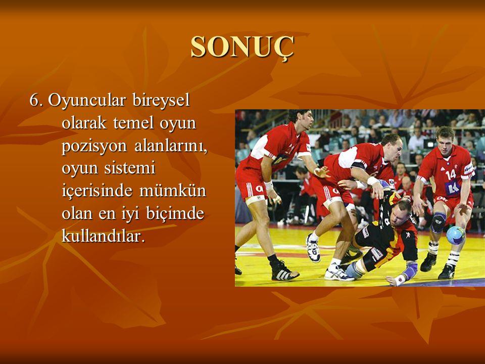 SONUÇ 6.