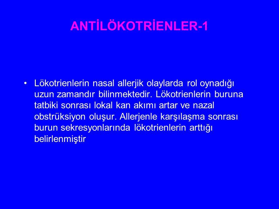ANTİLÖKOTRİENLER-1