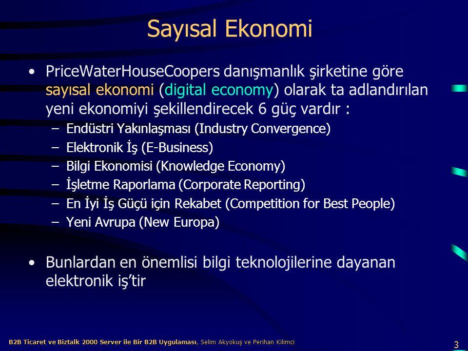 Sayısal Ekonomi