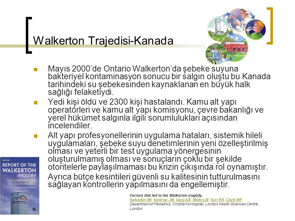 Walkerton Trajedisi-Kanada
