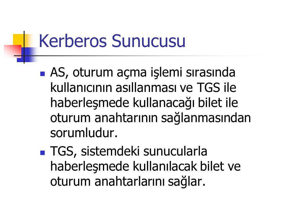 Kerberos Sunucusu