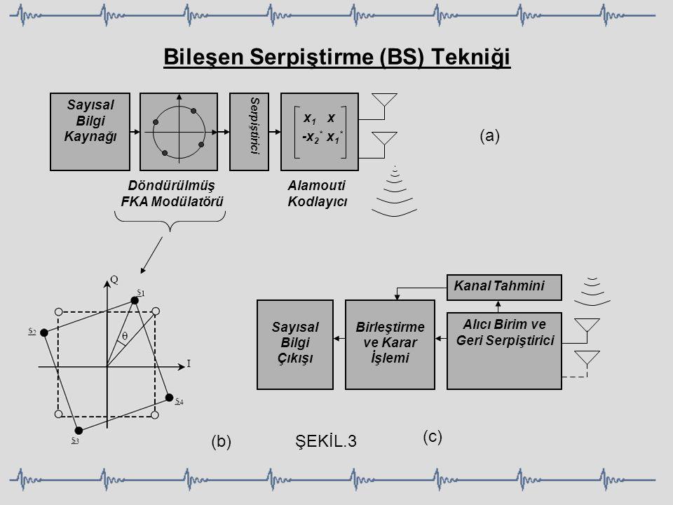 Bileşen Serpiştirme (BS) Tekniği