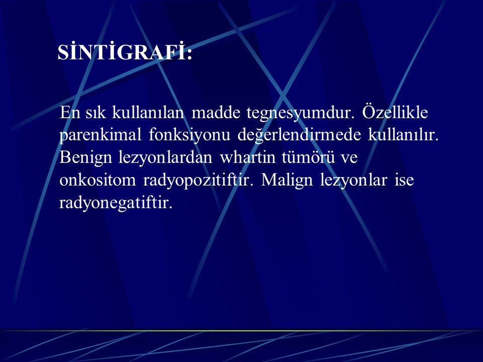 SİNTİGRAFİ: