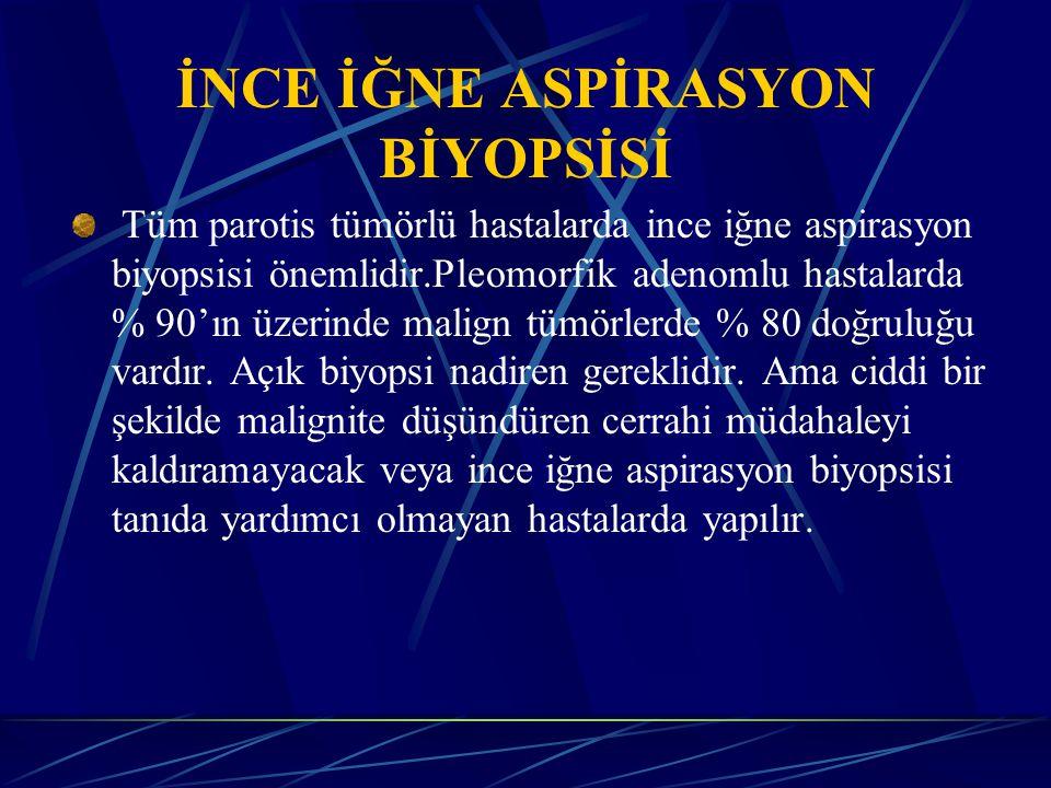 İNCE İĞNE ASPİRASYON BİYOPSİSİ