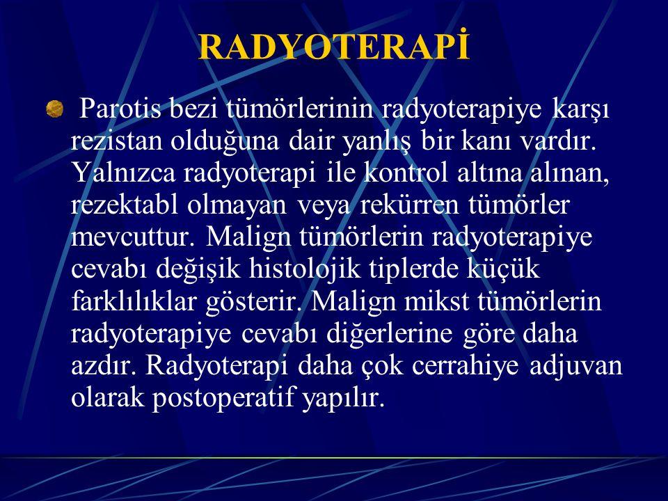 RADYOTERAPİ