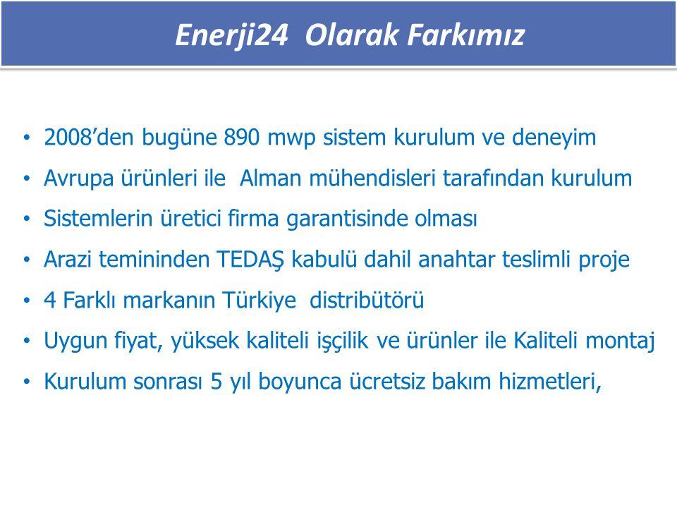 Enerji24 Olarak Farkımız