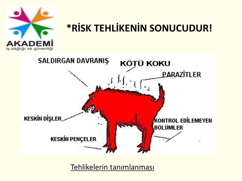 Tehlikelerin tanımlanması