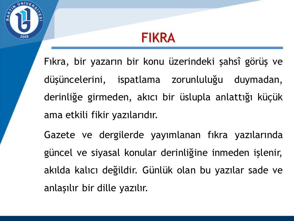 FIKRA