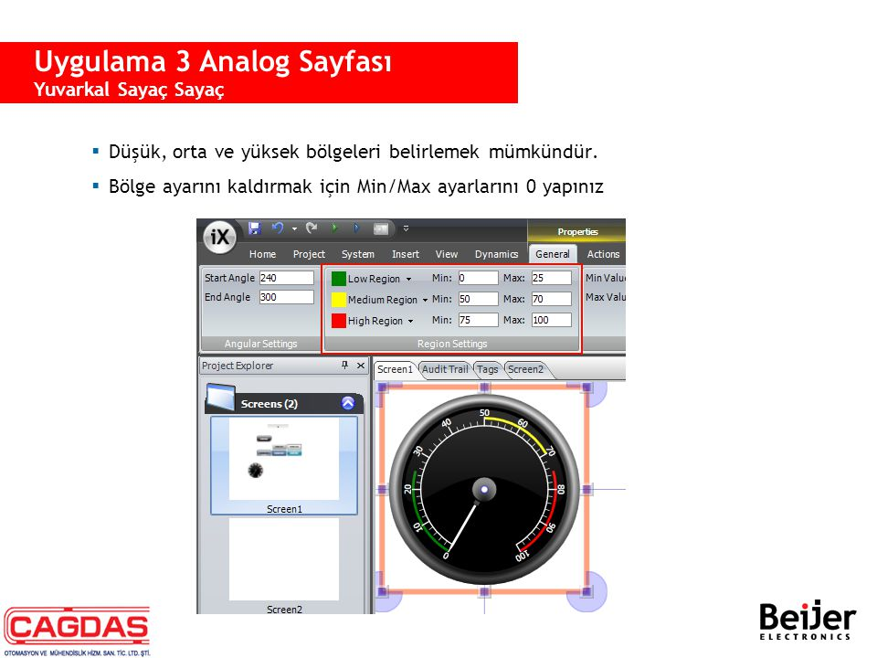 Beijer Electronics HMI Products Company presentation