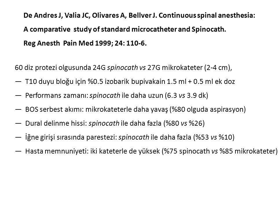 De Andres J, Valia JC, Olivares A, Bellver J