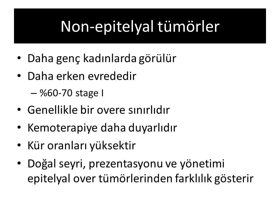 Non-epitelyal tümörler