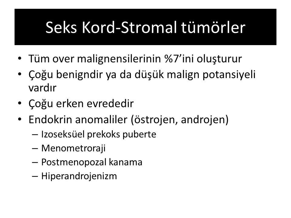 Seks Kord-Stromal tümörler