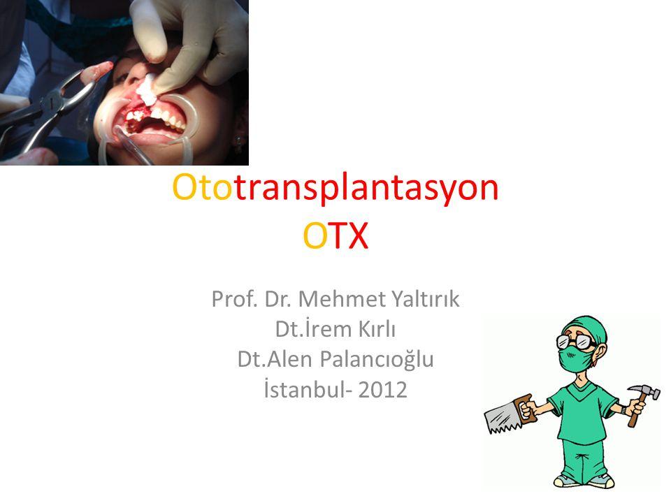 Ototransplantasyon OTX