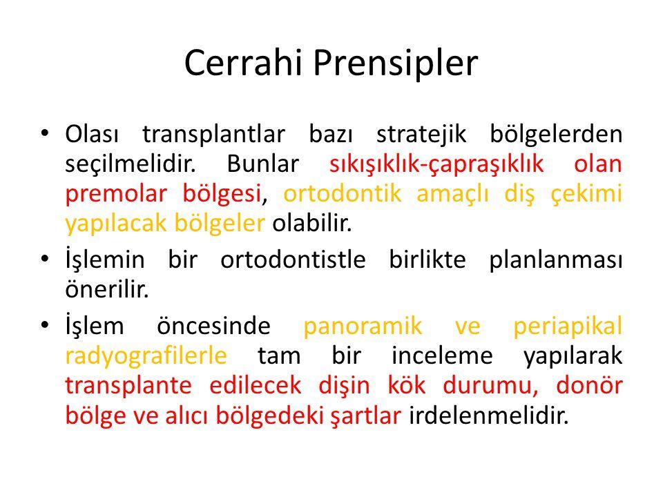 Cerrahi Prensipler