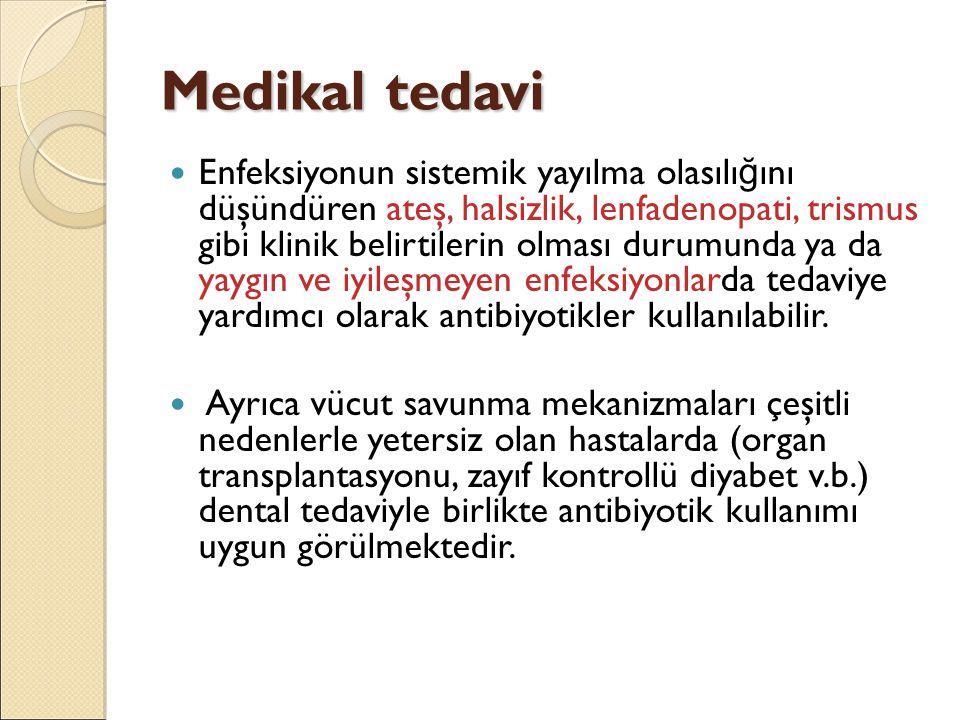 Medikal tedavi