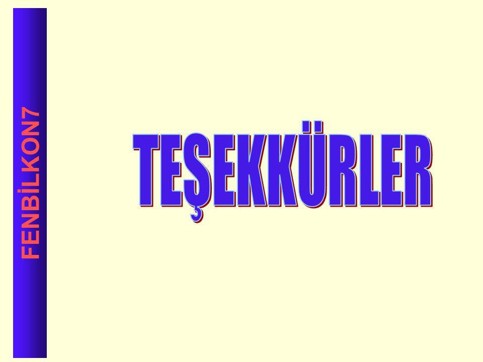 TEŞEKKÜRLER FENBİLKON7