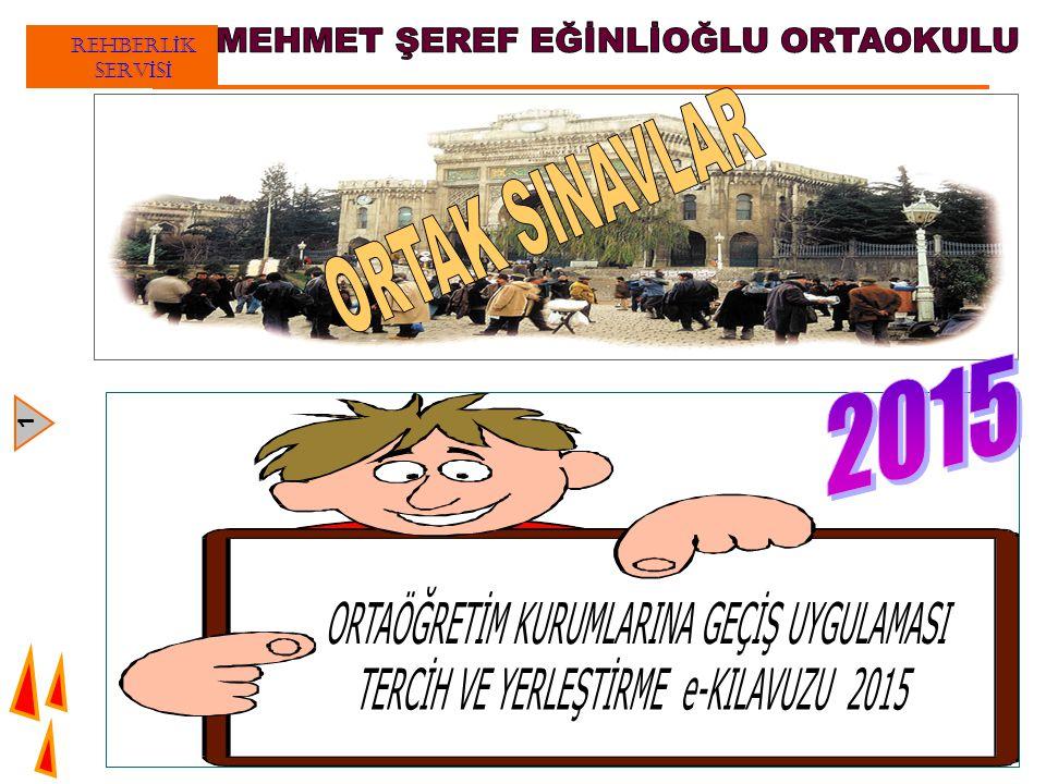 MEHMET ŞEREF EĞİNLİOĞLU ORTAOKULU